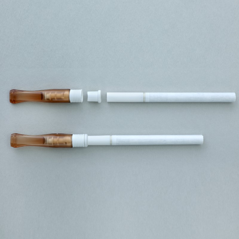 Universal Slim Adapter with Original Amber Disposable Filter